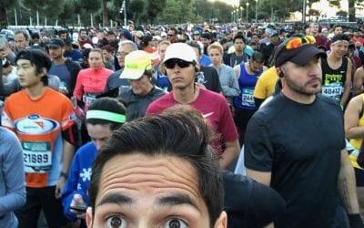Running My First Marathon