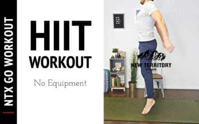 10 Minute HIIT Home Workout – NTX Go